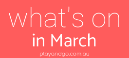 What's On in Adelaide in March