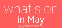 What's On in Adelaide in May