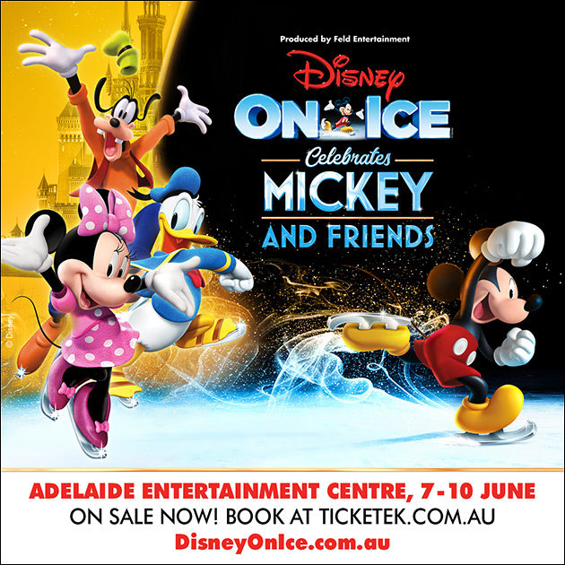disney on ice adelaide 2019