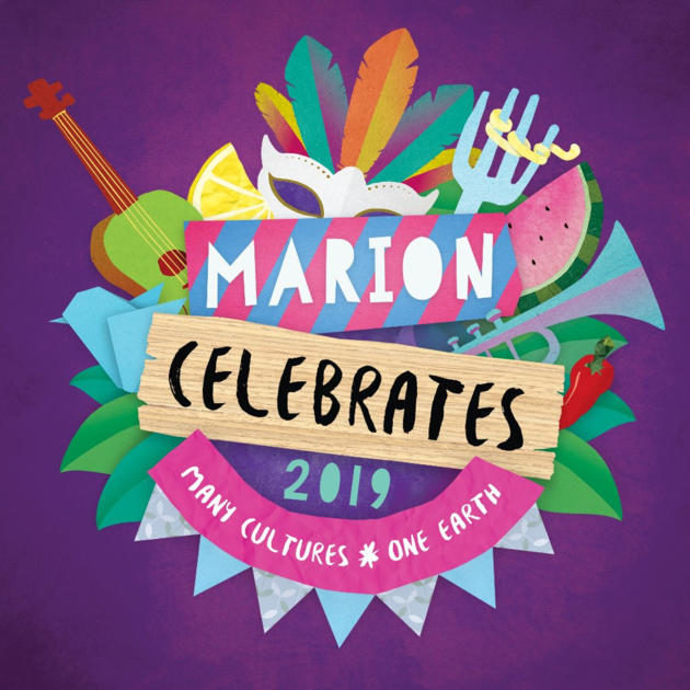 marion celebrates twilight street party