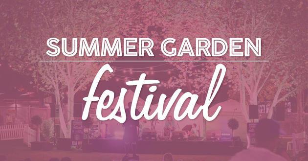 summer garden festival