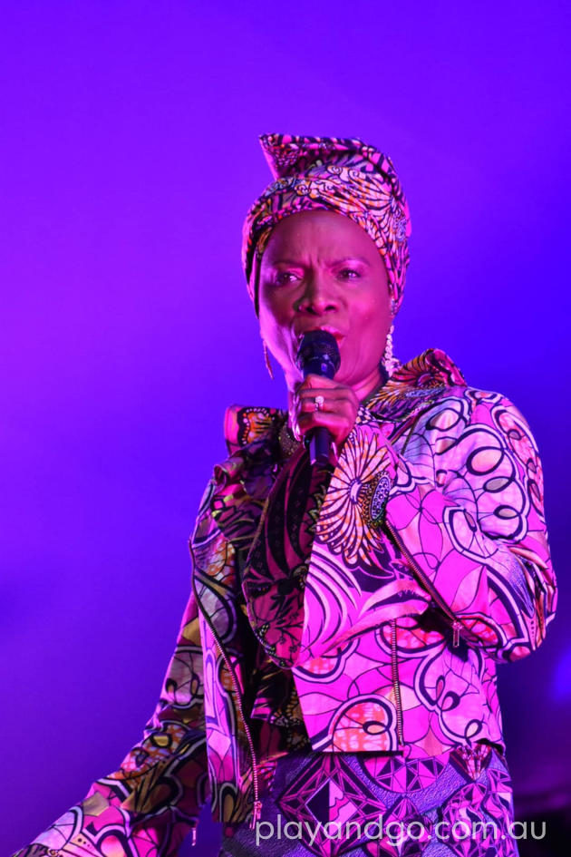 Angelique Kidjo WOMADelaide