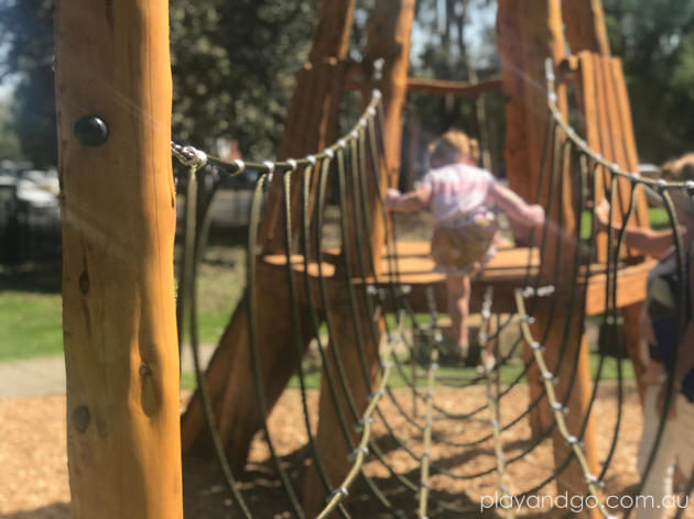 Constable Hyde Memorial Garden Playground Review by Susannah Marks