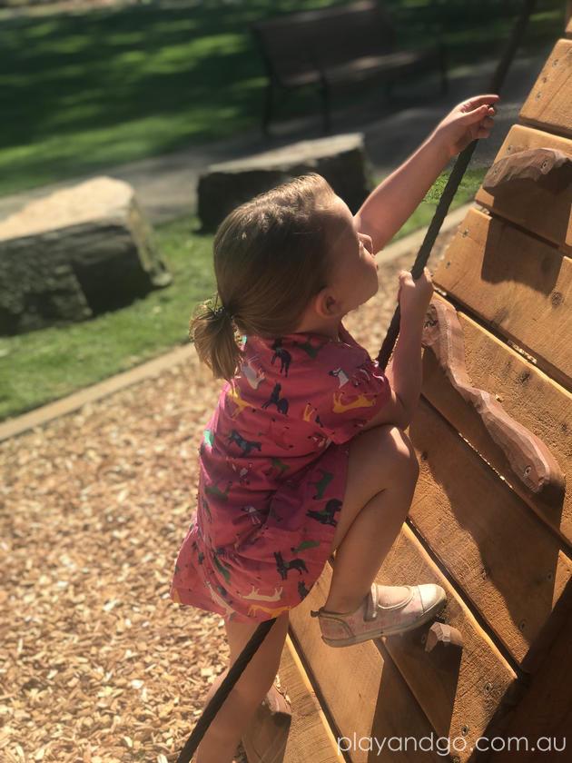 Constable Hyde Memorial Garden Playground Review by Susannah Marks