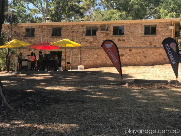 Morialta Nature Cafe Review Review by Susannah Marks
