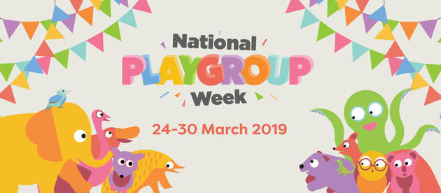 national playgroup week