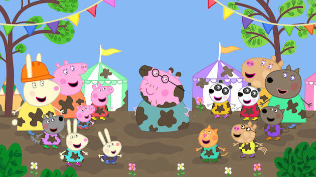 Peppa Pig Festival Of Fun In Cinemas 2 May 2019 What S On For