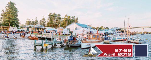South Australian Wooden Boat Festival Goolwa 27 28 Apr 2019