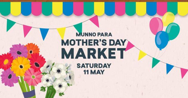 Munno Para Mothers Day Market