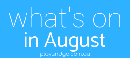 What's On in Adelaide in August
