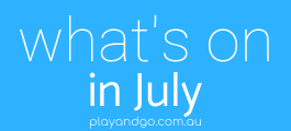 What's On in Adelaide in July