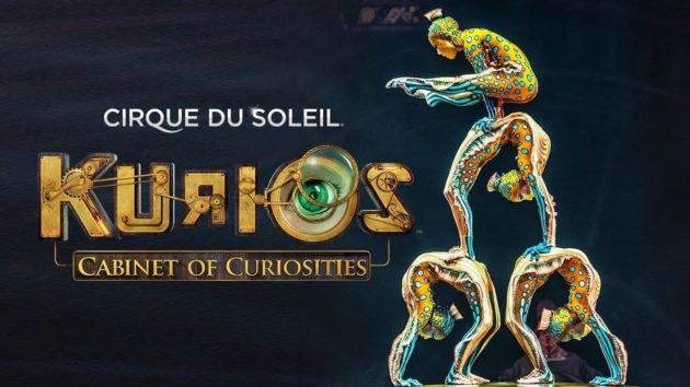 Cirque du Soleil KURIOS - Cabinet of Curiosities Adelaide