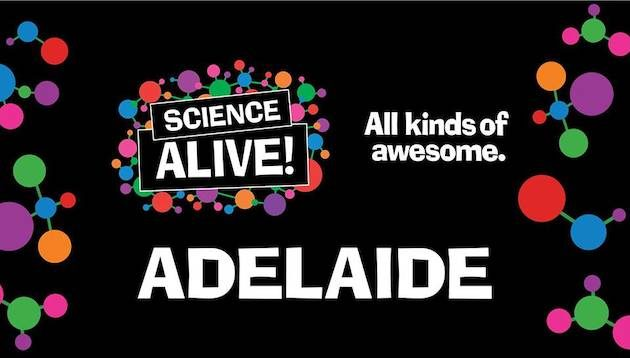 science alive! adelaide