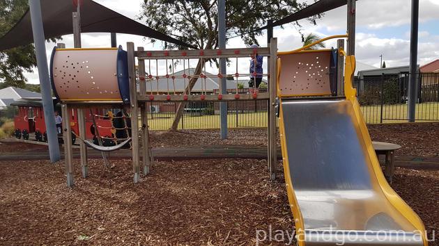 Mount Barker Train Playground