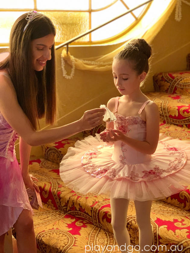 Ballet With A Princess image credit Susannah Marks