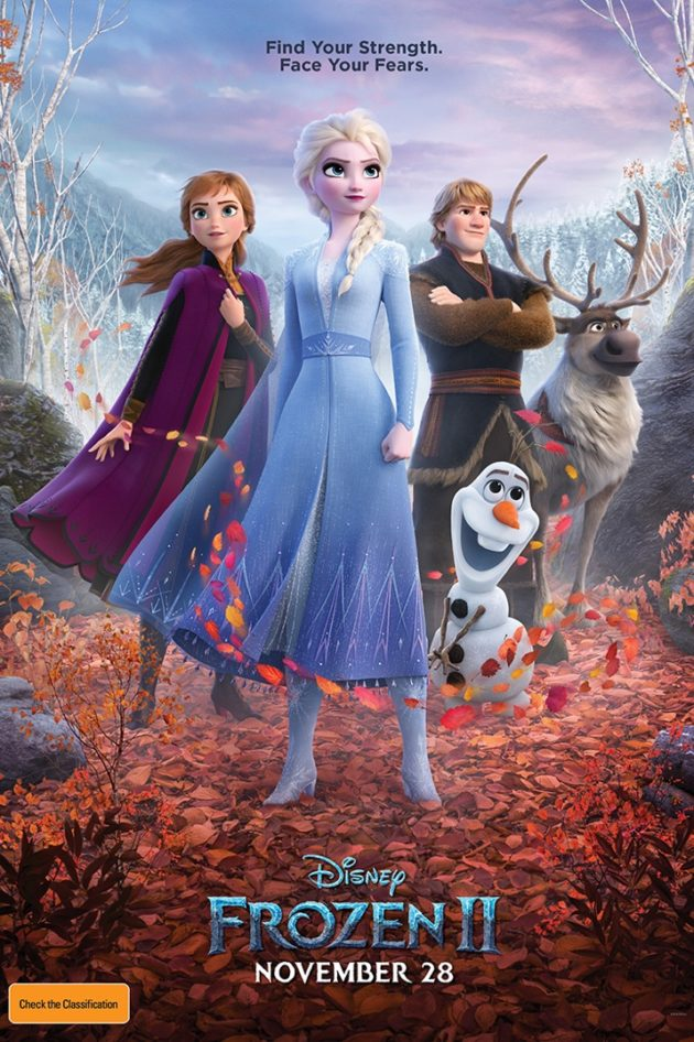 disney frozen 2 movie