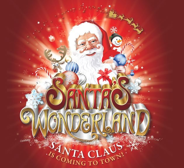 Santas Wonderland adelaide