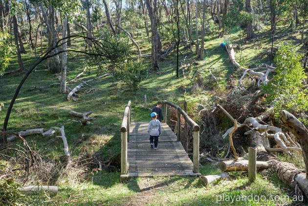 lobethal bushland walk