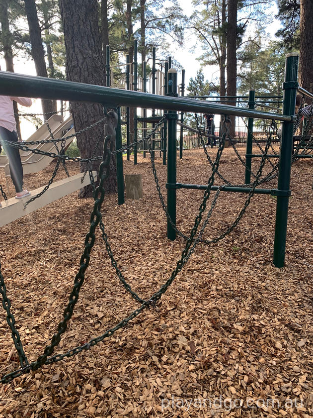 Pine Reserve Playground Aberfoyle Park, Adelaide kids