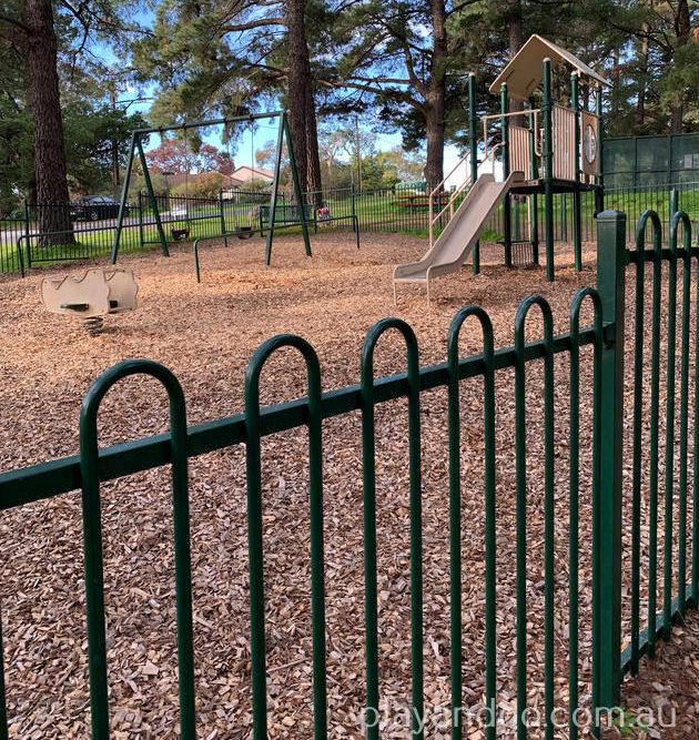 Pine Reserve Aberfoyle Park, Adelaide playgrounds