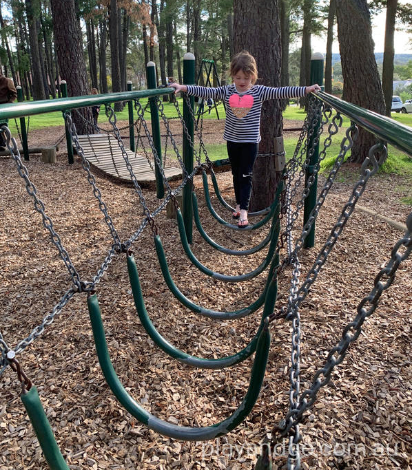 Pine Reserve Aberfoyle Park, AdelaidePlayground