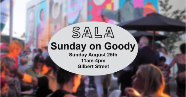 SALA Sunday on Goody