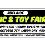 adelaide comic and toy fair