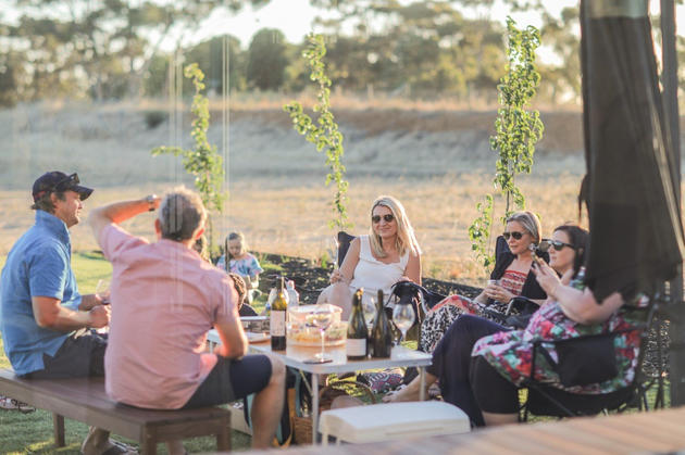 barossa gourmet weekend