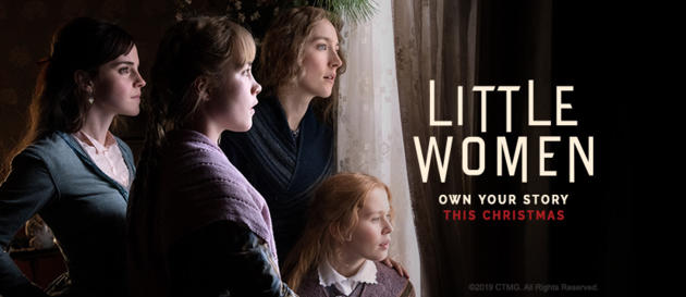 "Image result for little women poster 2019"""