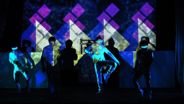 techno circus ozasia