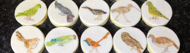 threatened species bake off