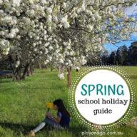 Adelaide School Holidays October