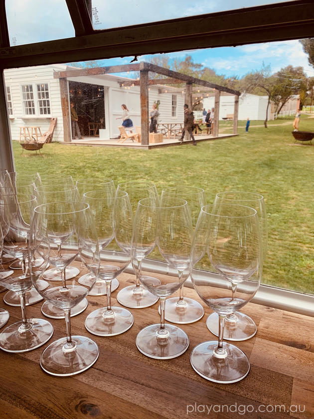 Family friendly winery, Down the Rabbit Hole Wines in McLaren Vale