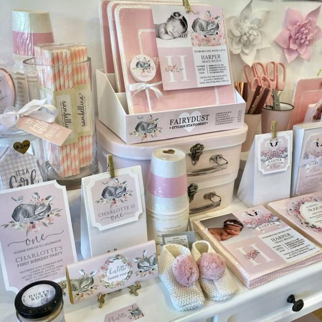 Fairydust Stylish Stationery