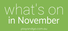 What's On in Adelaide in November