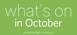 What's On in Adelaide in October