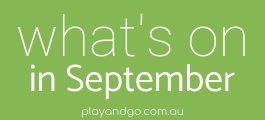 What's On in Adelaide in September