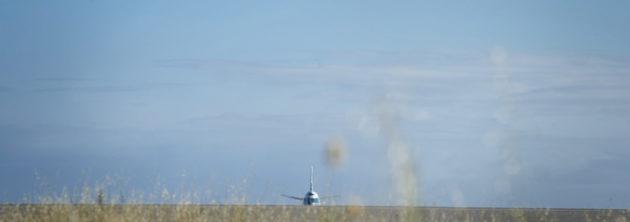 adelaide airport plane spotting