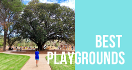 Adelaide best playgrounds parks