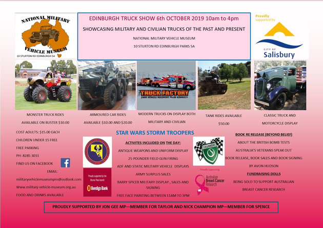 edinburgh truck show