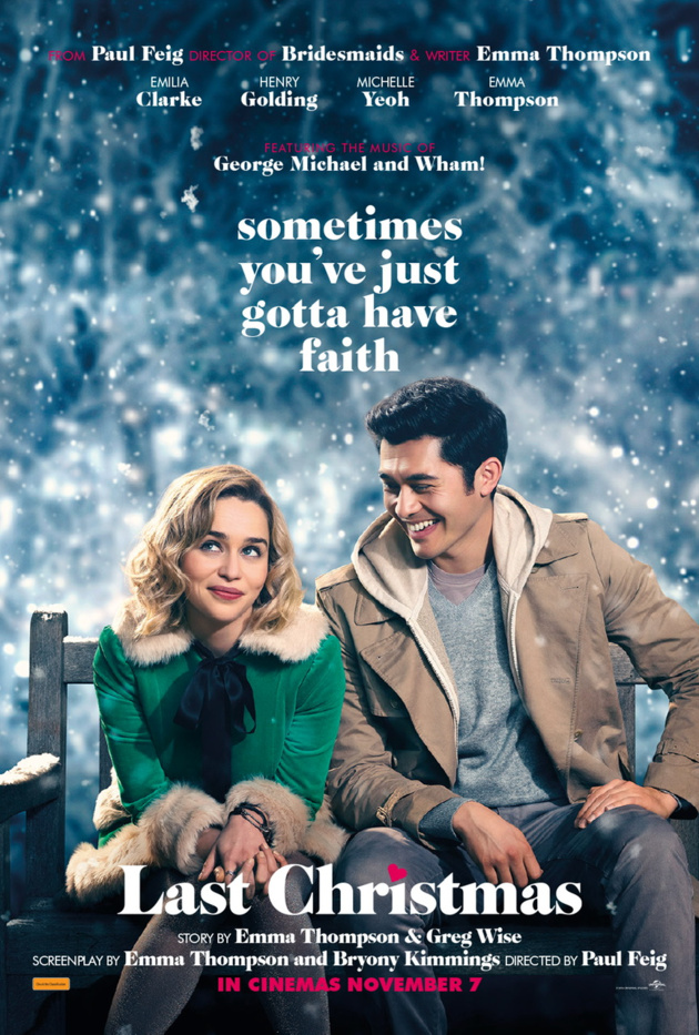 last christmas movie