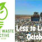 less to landfill october