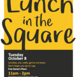 lunch in the square