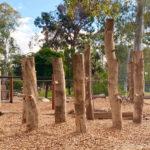 Heywood Park Adelaide Ninja Playground