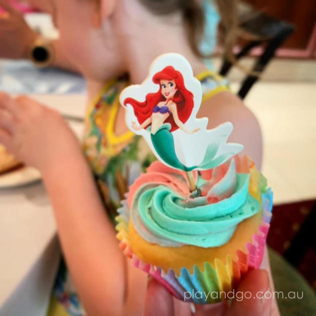 Once upon a princess Adelaide high tea