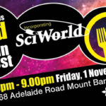adelaide hills food and fun fest sciworld