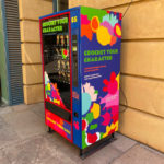 art vending machine agsa