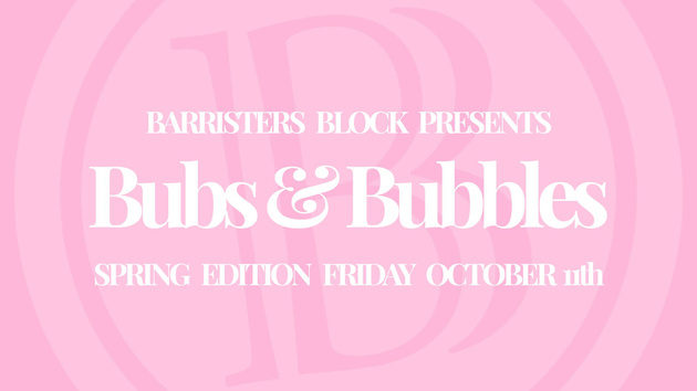 barristers bubs and bubbles