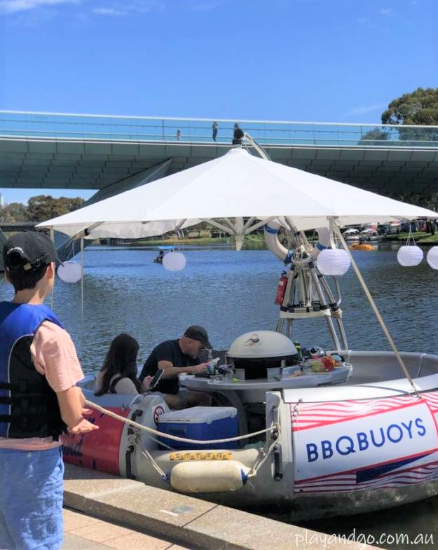 bbq-buoys-adelaide boat hire review