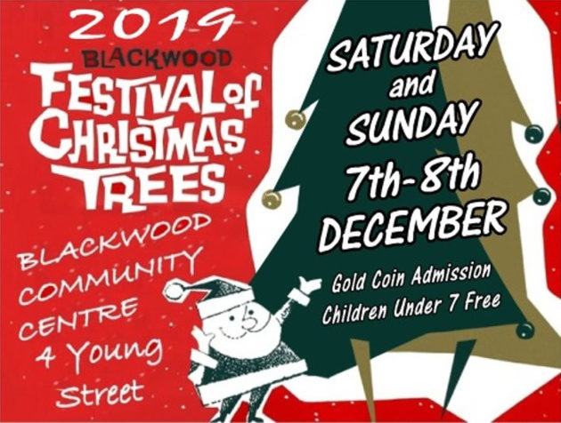 blackwood christmas tree festival